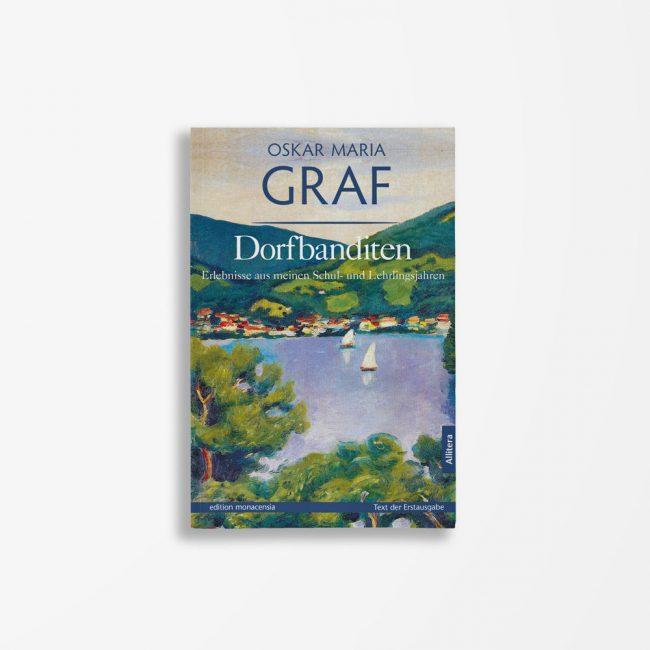 Buchcover Oskar Maria Graf Dorfbanditen