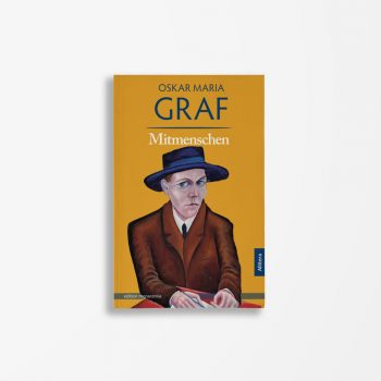 Buchcover Oskar Maria Graf Mitmenschen