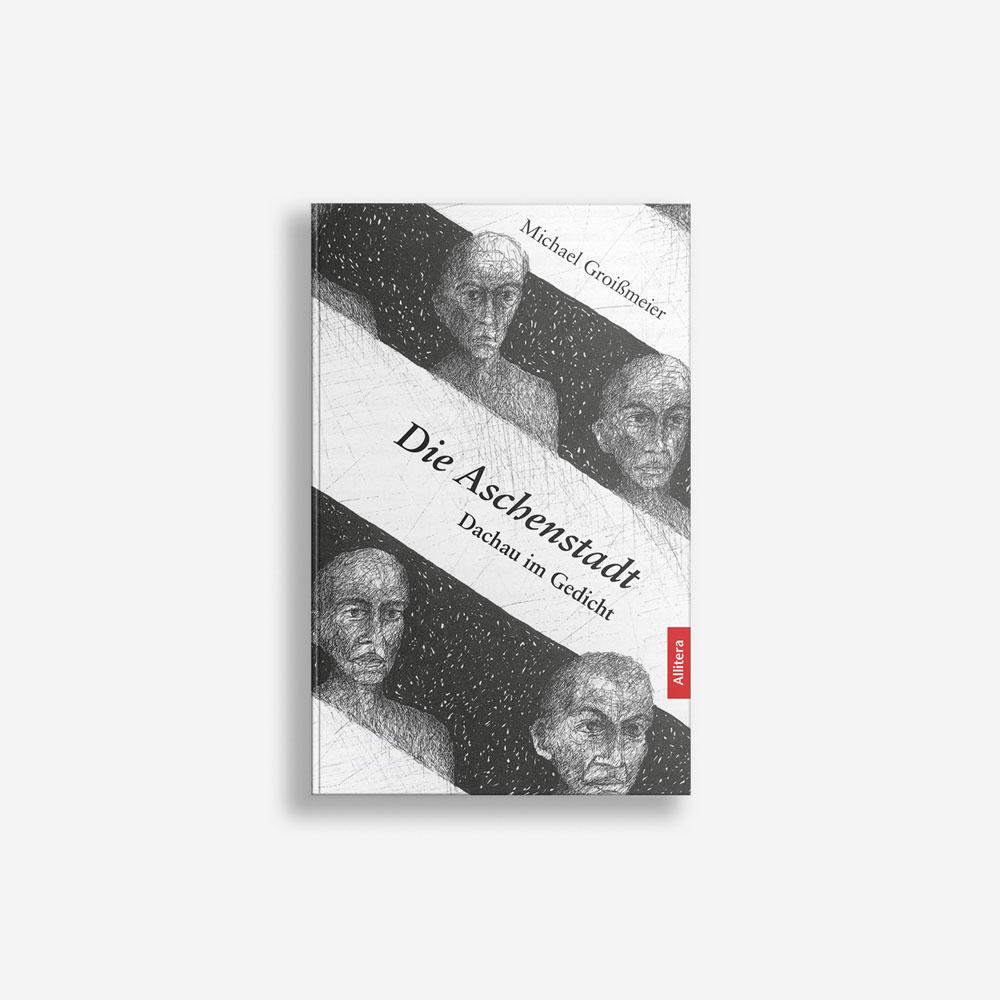 Buchcover Michael Groißmeier Die Aschenstadt