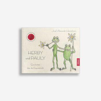 Buchcover Josef Alexander Henselmann Herby und Paul