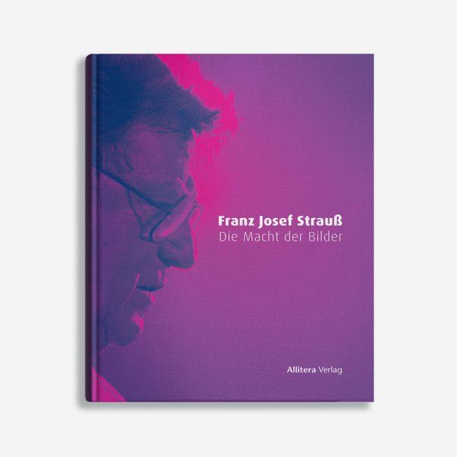 Buchcover Hoepfinger Rader Scheutle Franz Josef Strauß
