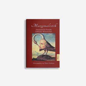 Buchcover Walter Hömberg Marginalistik