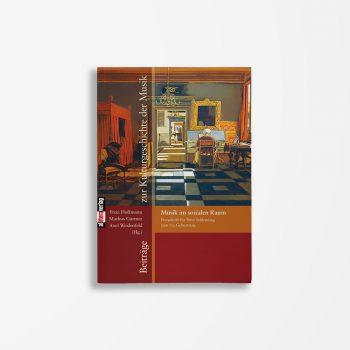 Buchcover Freia Hoffmann Markus Gärtner Axel Weidenfeld Musik im sozialen Raum