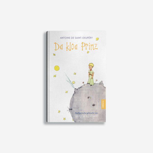 Buchcover Gerd Holzheimer Antoine de Saint-Exupéry Da kloa Prinz
