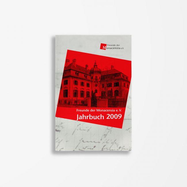 Buchcover Waldemar Fromm Wolfram Göbel Kristina Kargl Freunde der Monacensia e. V. – Jahrbuch 2009