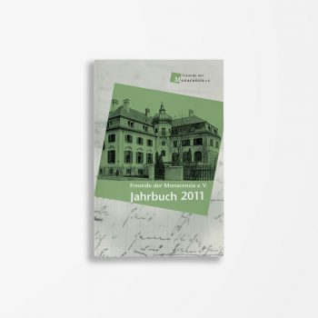 Buchcover Waldemar Fromm Wolfram Göbel Kristina Kargl Freunde der Monacensia e. V. – Jahrbuch 2011