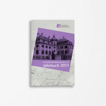 Buchcover Waldemar Fromm Wolfram Göbel Kristina Kargl Freunde der Monacensia e. V. – Jahrbuch 2013