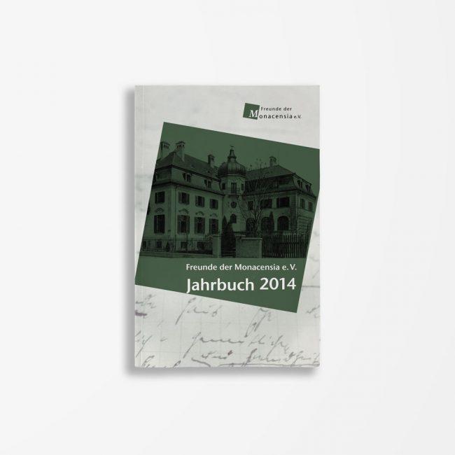 Buchcover Waldemar Fromm Wolfram Göbel Kristina Kargl Freunde der Monacensia e. V. – Jahrbuch 2014