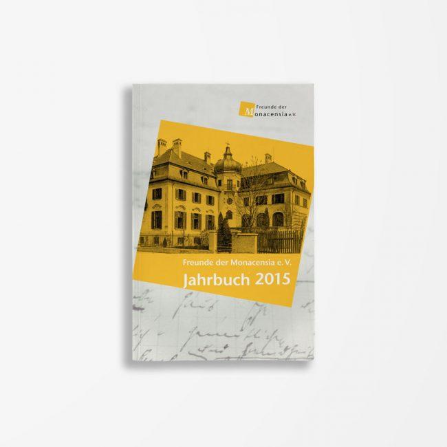 Buchcover Waldemar Fromm Wolfram Göbel Kristina Kargl Freunde der Monacensia e. V. – Jahrbuch 2015