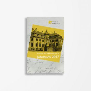 Buchcover Waldemar Fromm Wolfram Göbel Kristina Kargl Freunde der Monacensia e. V. – Jahrbuch 2017
