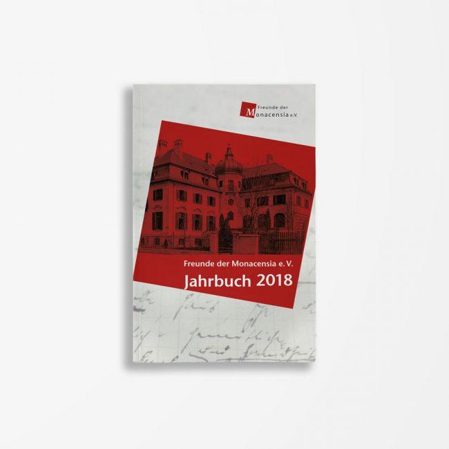 Buchcover Waldemar Fromm Wolfram Göbel Kristina Kargl Freunde der Monacensia e. V. – Jahrbuch 2018