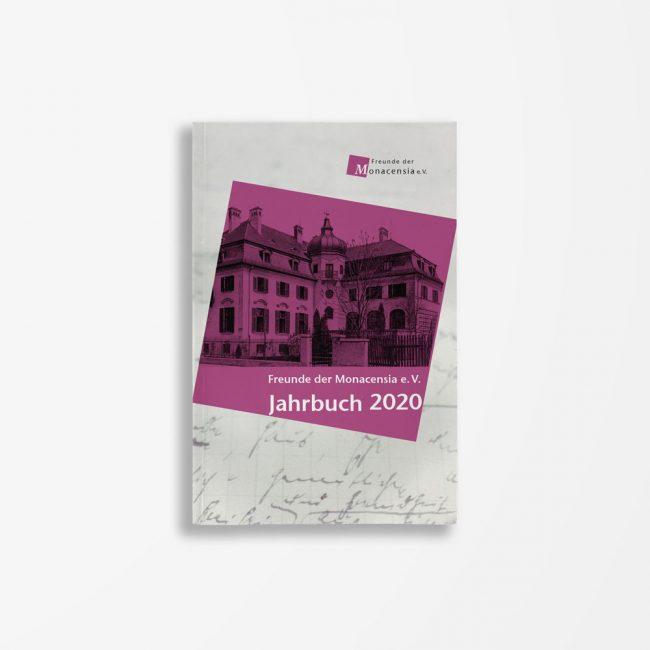 Buchcover Waldemar Fromm Wolfram Göbel Kristina Kargl Freunde der Monacensia e. V. – Jahrbuch 2020