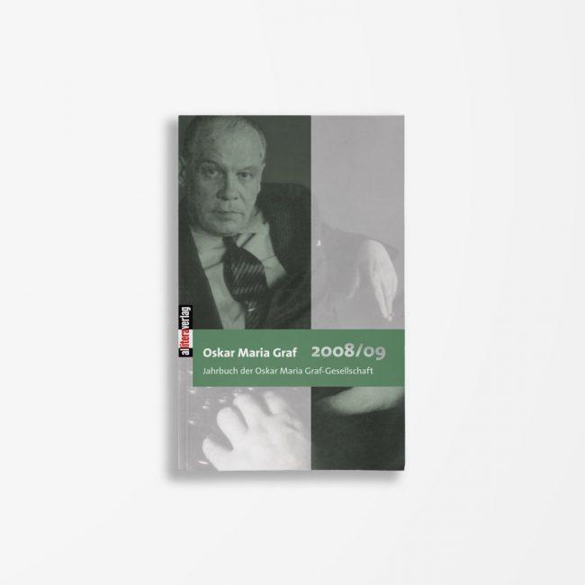 Buchcover Ulrich Dittmann Hans Dollinger Oskar Maria Graf 2008/09