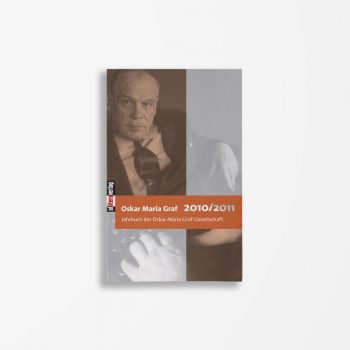 Buchcover Ulrich Dittmann Hans Dollinger Oskar Maria Graf 2010/211