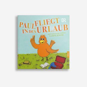 Buchcover Nadine Jüsche Paul fliegt in den Urlaub
