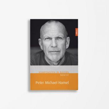 Buchcover Theresa Henkel Franzpeter Meßmer Komponisten in Bayern Band 61 Peter Michael Hamel