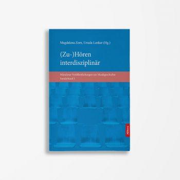 Buchcover Magdalena Zorn Ursula Lenker (Zu-)Hören interdisziplinär
