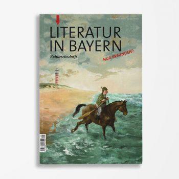 Zeitschriftencover Gerd Holzheimer Literatur in Bayern 120