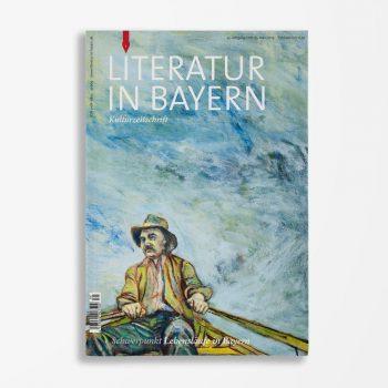 Zeitschriftencover Gerd Holzheimer Literatur in Bayern 135