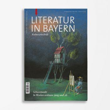 Zeitschriftencover Gerd Holzheimer Literatur in Bayern 139
