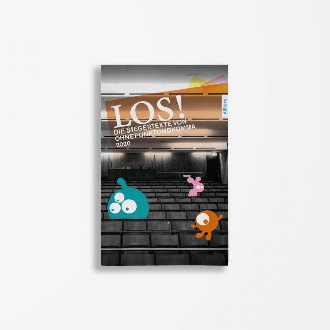 Buchcover Hessisches Ministerium für Wissenschaft und Kunst LOS! (2020)