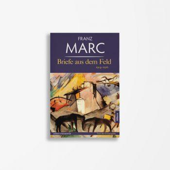 Buchcover Franz Marc Briefe aus dem Feld