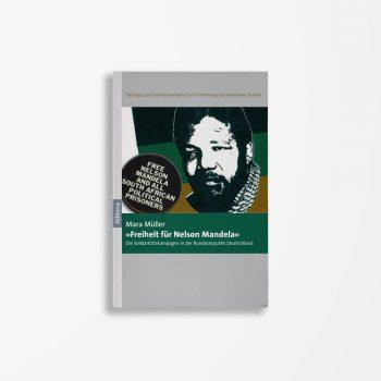 Buchcover Mara Müller »Freiheit für Nelson Mandela«