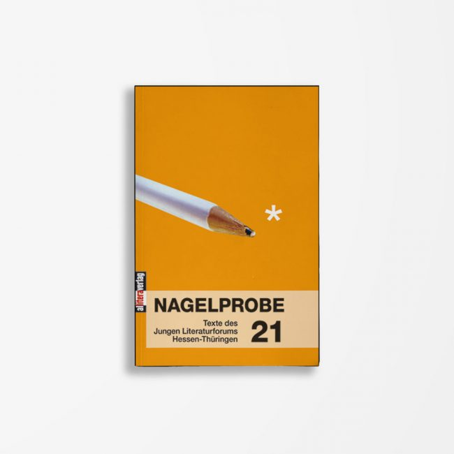 Buchcover Hessisches Ministerium für Wissenschaft und Kunst Nagelprobe 21