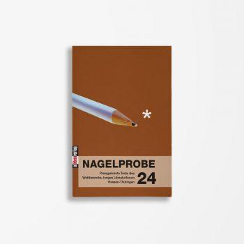 Buchcover Hessisches Ministerium für Wissenschaft und Kunst Nagelprobe 24