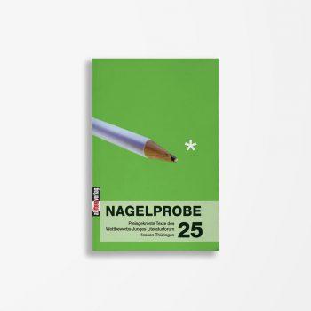 Buchcover Hessisches Ministerium für Wissenschaft und Kunst Nagelprobe 25