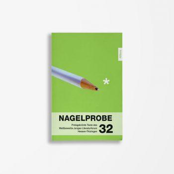 Buchcover Hessisches Ministerium für Wissenschaft und Kunst Nagelprobe 32