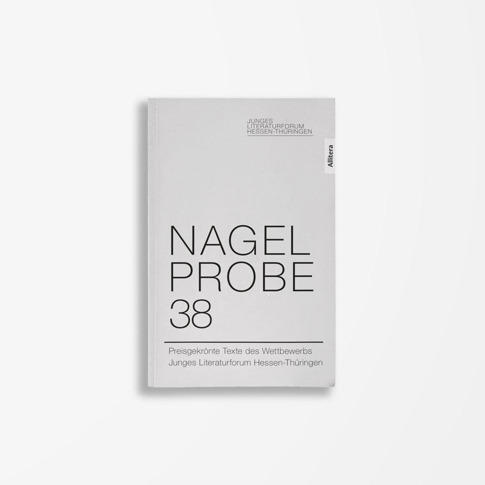 Buchcover Hessisches Ministerium für Wissenschaft und Kunst Nagelprobe 38