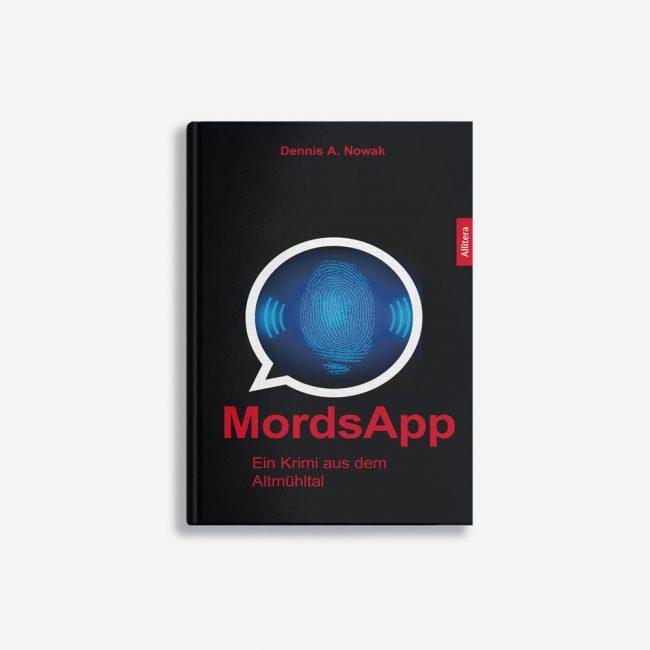 Buchcover Dennis A. Nowak MordsApp