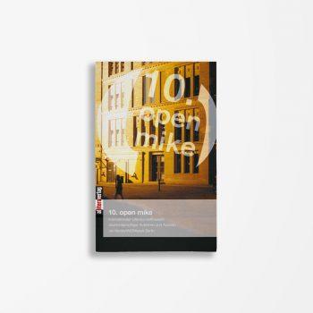 Buchcover Literaturwerkstatt Berlin 10. open mike