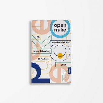 Buchcover Literaturwerkstatt Berlin 25. open mike