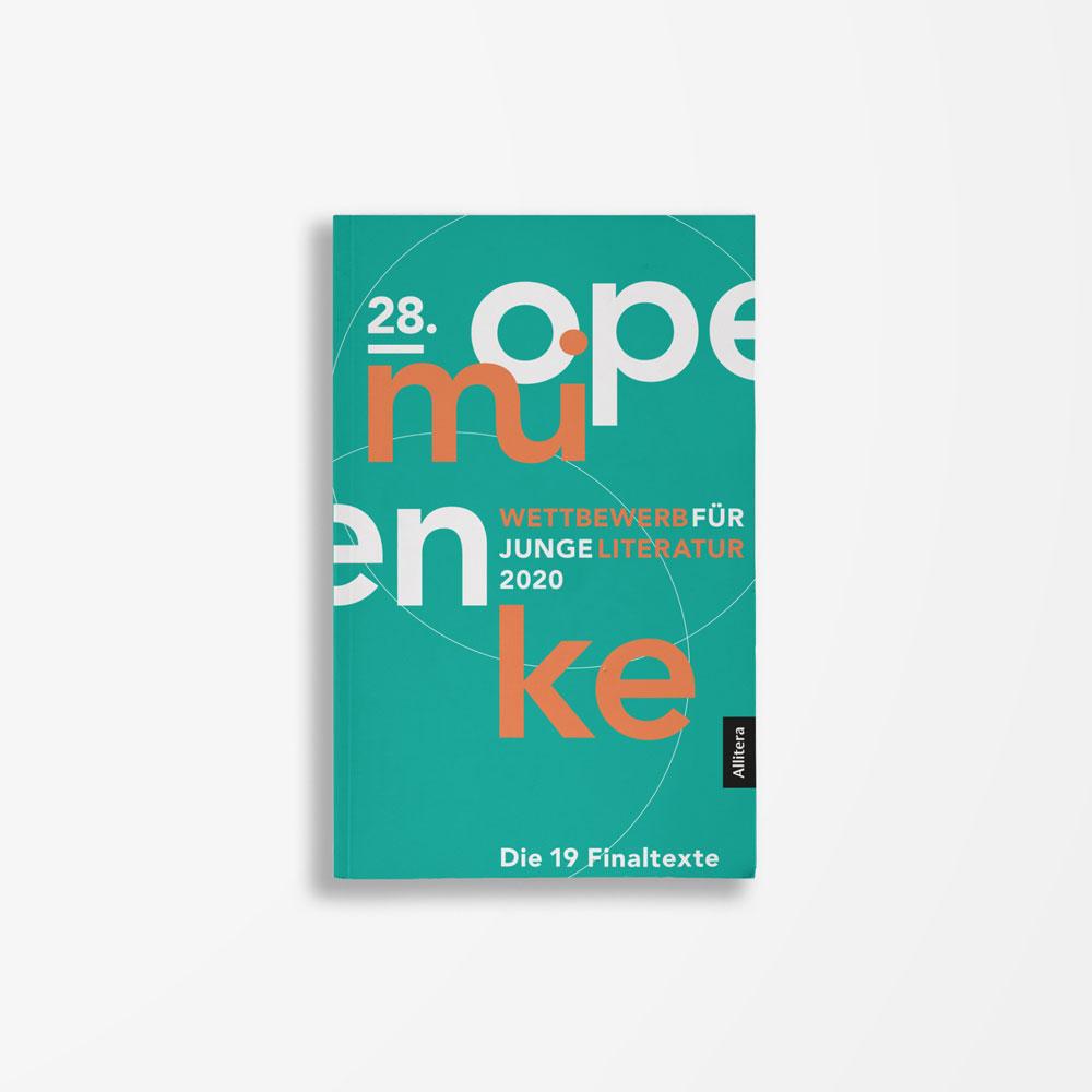 Buchcover Literaturwerkstatt Berlin 28. open mike