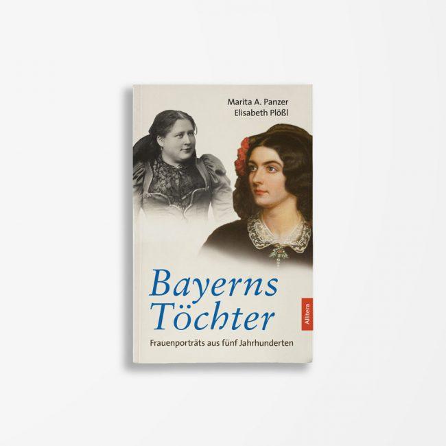 Buchcover Marita A. Panzer Elisabeth Plößl Bayerns Töchter
