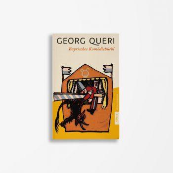 Buchcover Georg Queri Bayrisches Komödiebüchl