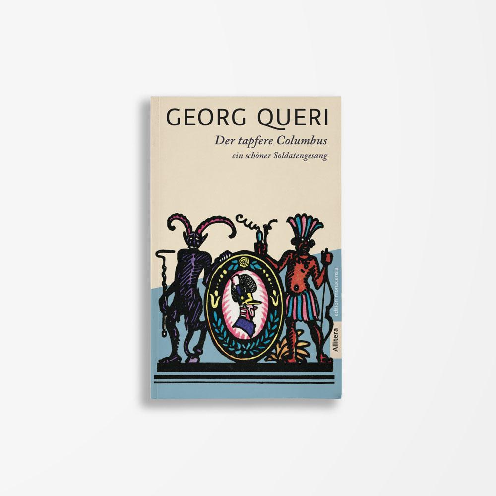 Buchcover Georg Queri Der tapfere Columbus