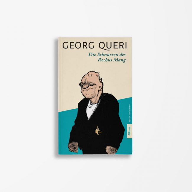 Buchcover Georg Queri Die Schnurren des Rochus Mang