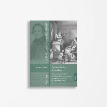Buchcover Kristina Richts Eine rätselhafte Verbindung