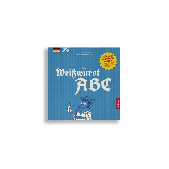 Buchcover Rudholzner Seifert Das Weißwurst ABC