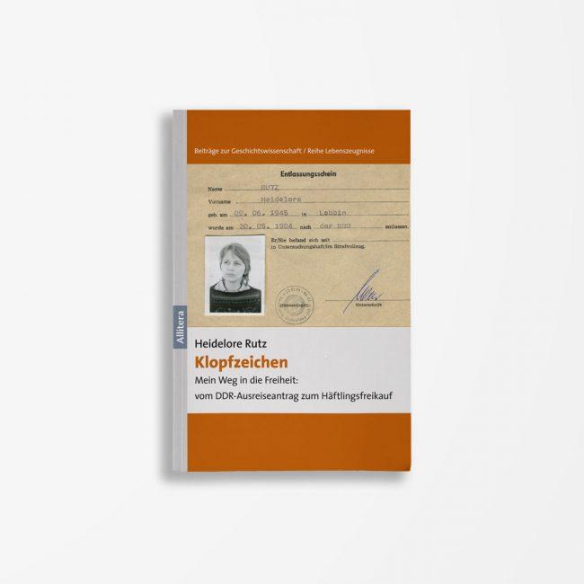 Buchcover Heidelore Rutz Klopfzeichen