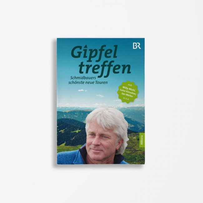 Buchcover Werner Schmidbauer Gipfeltreffen