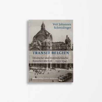 Buchcover Veit Johannes Schmidinger Transit Belgien