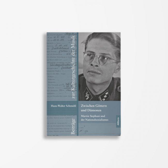 Buchcover Hans-Walzer Schmuhl Zwischen Göttern und Dämonen