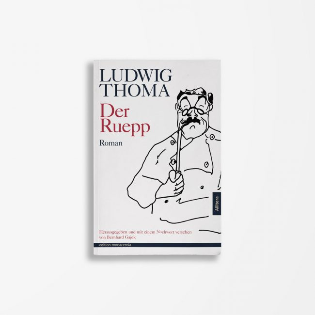 Buchcover Ludwig Thomas Der Ruepp
