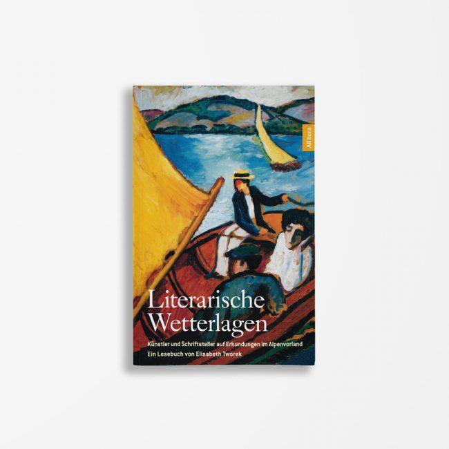 Buchcover Elisabeth Tworek Literarische Wetterlagen
