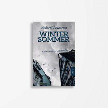 Buchcover Michael Vogtmann Wintersommer