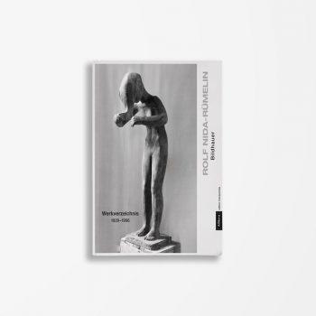 Buchcover Andreas von Kühne Rolf Nida-Rümelin Bildhauer
